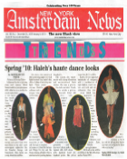 Amsterdam News January 2010